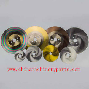 Perfect Cutting Steel Saw Blades in China pictures & photos
