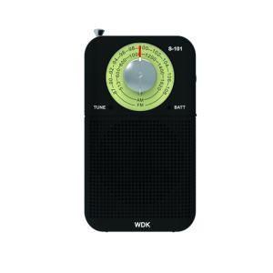 Backlight Retro Portable FM/Am High-Sensitivity Family Quality Gift Radio pictures & photos