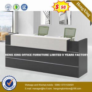 Steel Metal Base MFC Wooden Conference Table /Conference Desk (HX-8N2518) pictures & photos