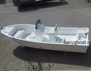 Liya 19feet/5.8m Small Fishing Boat Fiberglass for Sale pictures & photos