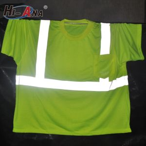 SGS Certification High Intensity 3m Reflective Safety Jacket pictures & photos