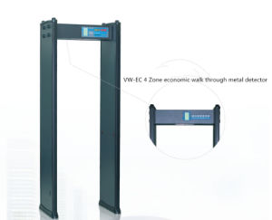 Security Walkthrough Archway Door Frame Metal Detector pictures & photos