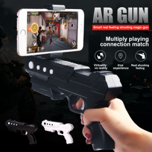 New High Quality Plastic Ar Toys Ar Games Ar Gun for Smartphone pictures & photos