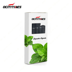 Ocitytimes Wholesale 300puffs Disposable Electronic Cigarette with Ce Certificate pictures & photos
