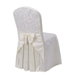Waterproof Easy Clean and Wear Resistant Spandex Banquet Chair Covers (BR-CC059) pictures & photos