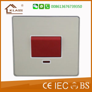 BS Electrical Double Dimmer Switch pictures & photos