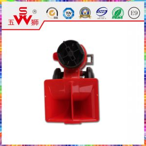 Red Snail Horn with 12 Month Warranty pictures & photos