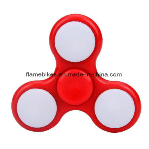 2 Min EDC Fidget Toys Hand LED Spinner with Bearing 608 pictures & photos