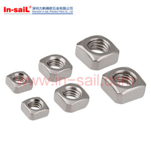 DIN557 Square Nuts Rectangular Nuts Special Nuts pictures & photos
