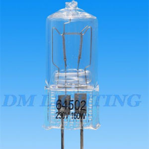 64502 230V 150W G6.35 Halogen Lamp pictures & photos