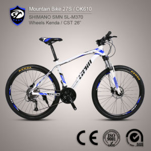 "Bicycle Factory 26""/27.5""/29"" Shimano Altus 27-Speed Aluminum Alloy Mountain Bike pictures & photos"