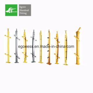 Chiness Supplier Manufacturer PVC Baluster for Balcony Railing pictures & photos