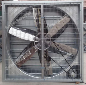 Extraction Exhaust Fan 220V 380V 48inches 3phase Cattle Farm Equipment pictures & photos