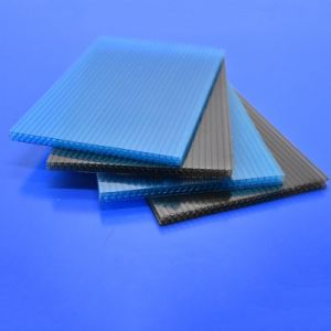 Xinhai Plastic Fire Resistance Polycarbonate Hollow Sheet Solid Sheet Corrugated PC Sheet pictures & photos