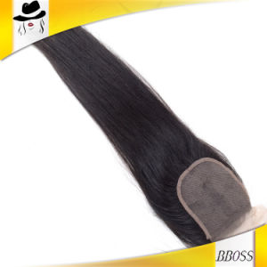 Brazilian Silk Base Closure with More Size pictures & photos