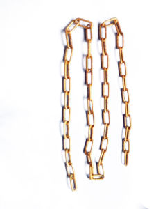 Brass/Copper Welded Link Chain pictures & photos
