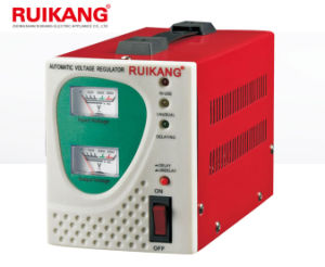 Export Home Use Relay Type Universal Voltage Stabilizer 220V/110V pictures & photos