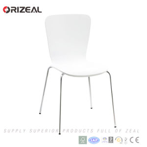 Home Furniture Stacking Wooden Restaurant Chairs Oz-1022 pictures & photos