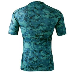 Wholesale Long Sleeve MMA Rash Guards for Men pictures & photos