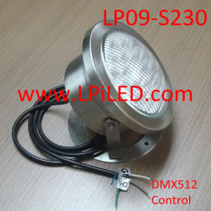 Swimming Poo Light LED Underwater Light Stainless Steel (LP09-S230) pictures & photos