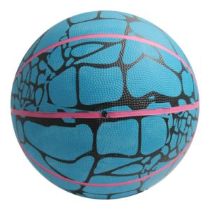 Craquelure Printing Rubber Promotion Basketball pictures & photos