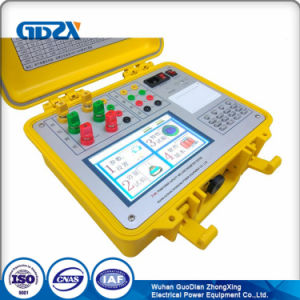 Transformer Capacity and Loss Tester Powered by Lithium battery pictures & photos