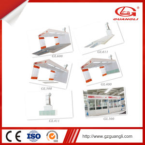 Guangli Factory Supply Best Selling and High Quality Sanding Preparation Room (GL600) pictures & photos