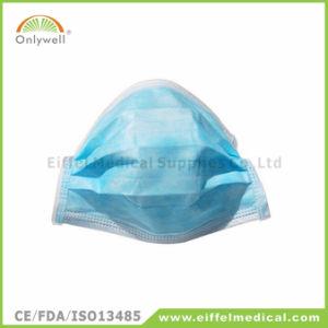 3m 9001V Disposable Medical Non-Woven Haze Face Mask pictures & photos