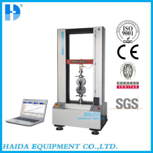 Automatic Vehicle Safety Belt Double-Column Universal Strength Testing Machine (HD-616-S) pictures & photos