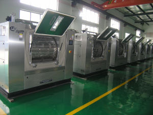 100kg Laundry Equipment Hospital Barrier Washer Machine (GL-100) pictures & photos