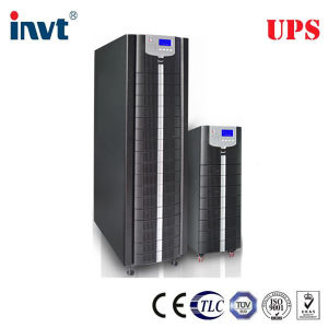 China OEM/ODM Online 10kVA, 20kVA, 30kVA Built in Battery High Frequency UPS pictures & photos