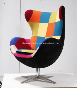 Restaurant Dining Patchwork Egg Chair pictures & photos
