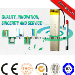 High Quality Rechargeable 602030 300mAh Li-Polymer Battery pictures & photos