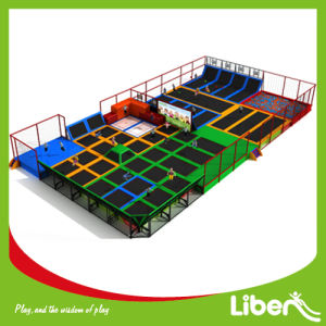 Newest Customized Design Indoor Trampoline Center for Commercial pictures & photos