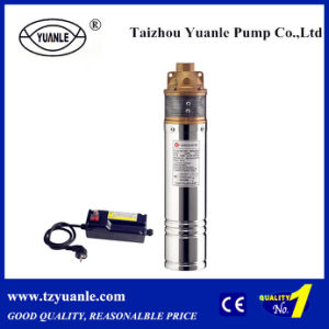 "4"" Peripheral Submersible Deep Well Pump (4SKM)"