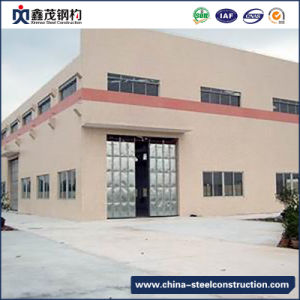 Prefabricated Steel Workshop Building Warehouse Steel Structure Design and Manufacture pictures & photos