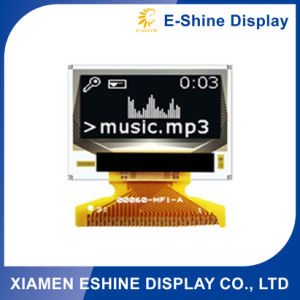 Graphic OLED Display for Blackwhite MP3 pictures & photos