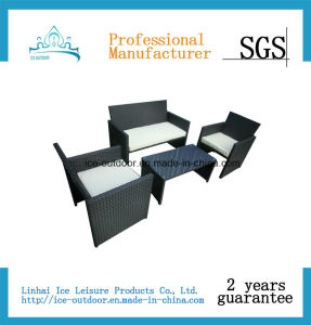 Garden Furniture Outdoor Furniture Rattan Kd Sofa