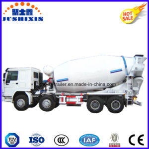 Camc 8*4 Diesel Concrete Mixer Truck Heavy Truck 3 Axles pictures & photos