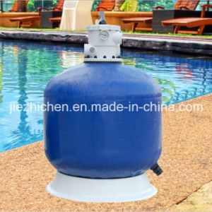 Swimming Pool Fiberglass Sand Filter W/ Side Mount Valve pictures & photos
