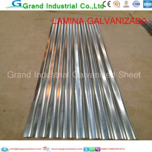 Galvanized Steel Coil Sheet Corrugated Roofing Sheets 010 pictures & photos