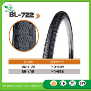 Good Quality Bicycle Parts/Black Bicycle Tire 26 for Sale
