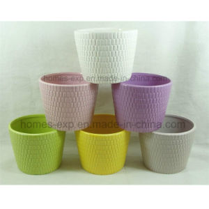 New Designs Garden Decorations Ceramic Graden Flower Pot