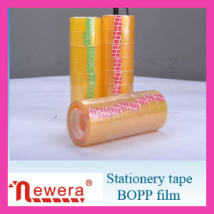 BOPP Adhesive Stationery Tape for School and Office pictures & photos