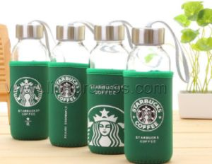 Cheap Popular Promotional Gifts Glass Bottle pictures & photos