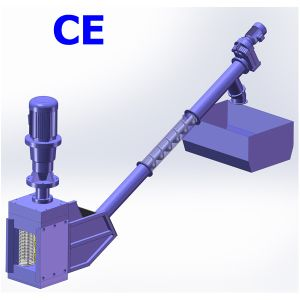 Auger Grinder for Waste Water pictures & photos