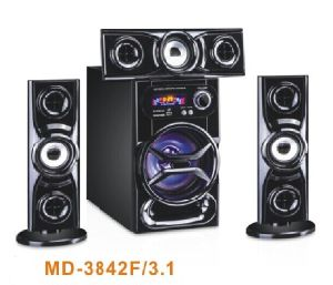 Good Quality 3.1CH Home Theater Speaker (MD-3842F)