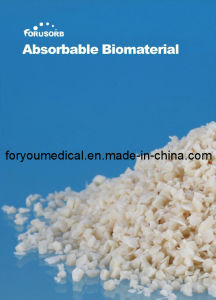 Bioabsorbable Material PGA pictures & photos