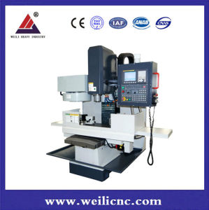 Xh 7125 Vertical Milling Machine with CNC System