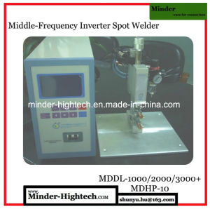 Finger Protected Portable Spot Welding Machine pictures & photos